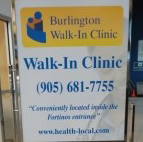 Burlington Walk-in Clinic